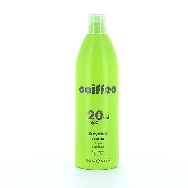 Coiffeo оксидант 20 vol.(6%) 1000 мл