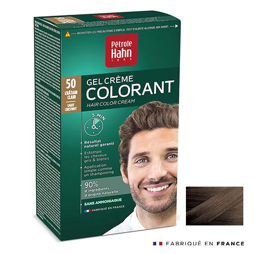 Боя за коса за мъже светло кестеняво N 50