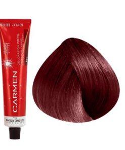 Carmen 5*6 червено светло кестеняво 60 мл.