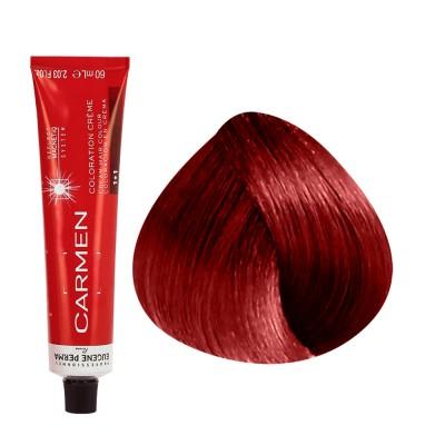 Carmen 6*60 интензивно червено тъмно русо 60 мл.