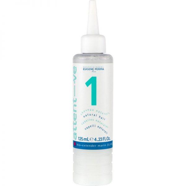 Attentive 1 амонячен къдрин за нормална коса 125 мл