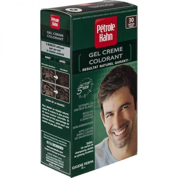 Боя за коса за мъже тъмно кестеняво N 30