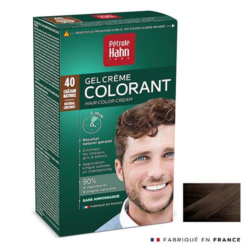 Боя за коса за мъже кестеняво N 40