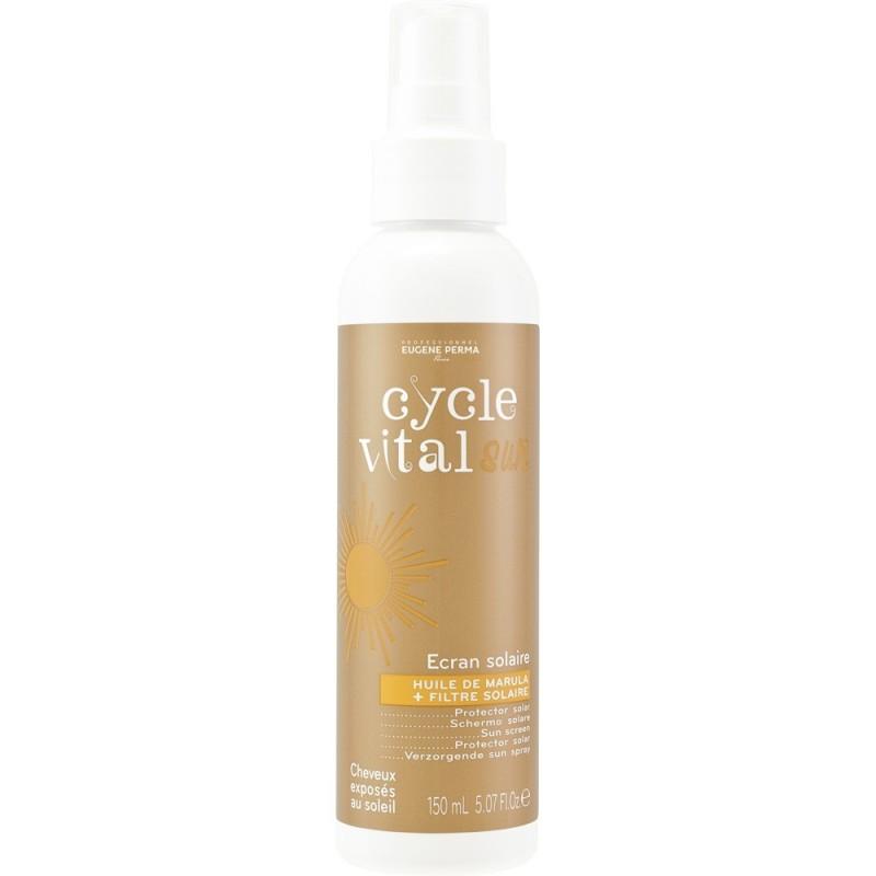 Cycle Vital Sun Слънцезащитен спрей за коса и тяло 150 мл