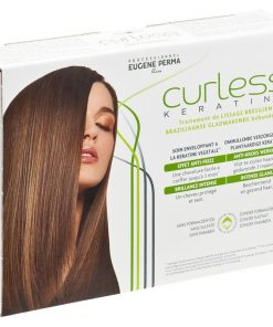 Curless Keratine Кератинова Терапия за коса 4x50 мл