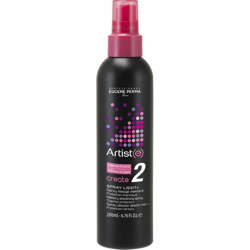 Artist(e) Spray Lissit Термозащитен спрей за идеално права коса 200 мл