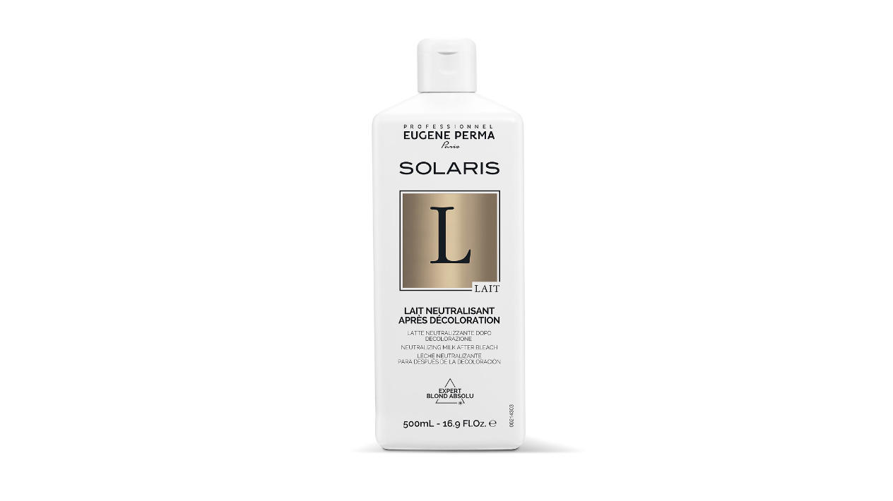 Solaris Неутрализиращо мляко след обезцветяване 500 мл
