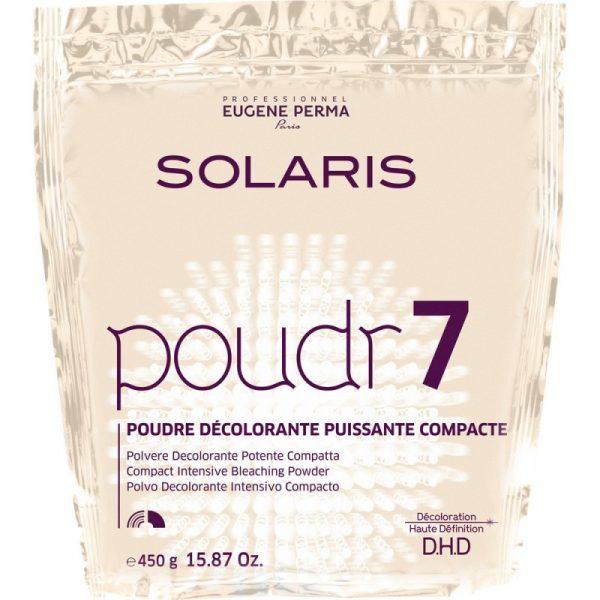 Solaris POUDR 7 Компактна изсветляваща пудра 450 гр