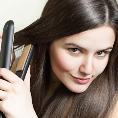 Как да защитим косата от топлинната обработка