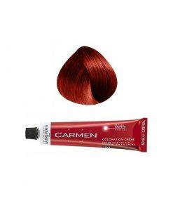 Carmen 6*64 червено медно тъмно русо 60 мл.