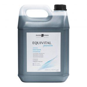 Equivital Почистващ шампоан концентрат 5000 мл.