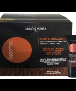 Essentiel Keratin Терапия за къдрава коса 6x20мл