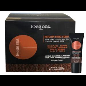 Essentiel Keratin Терапия за възстановяване на къдрава коса 6x20мл