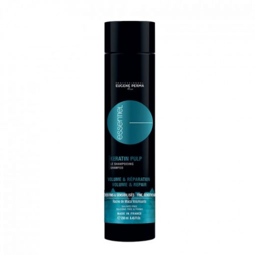 Essentiel Keratin Pulp - шампоан за фина коса 250 мл