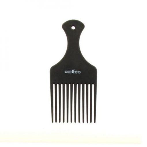 Гребен за разресване на гъсти коси