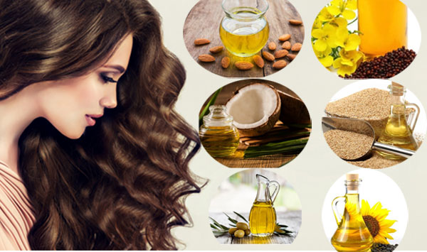 Топ 10 хранителни продукти за красива коса