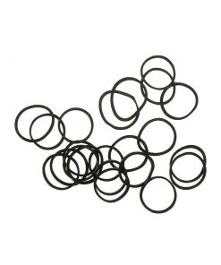 Черни ластици x 400 бр
