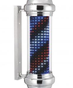 Знакът на бръснаря LED 79 см