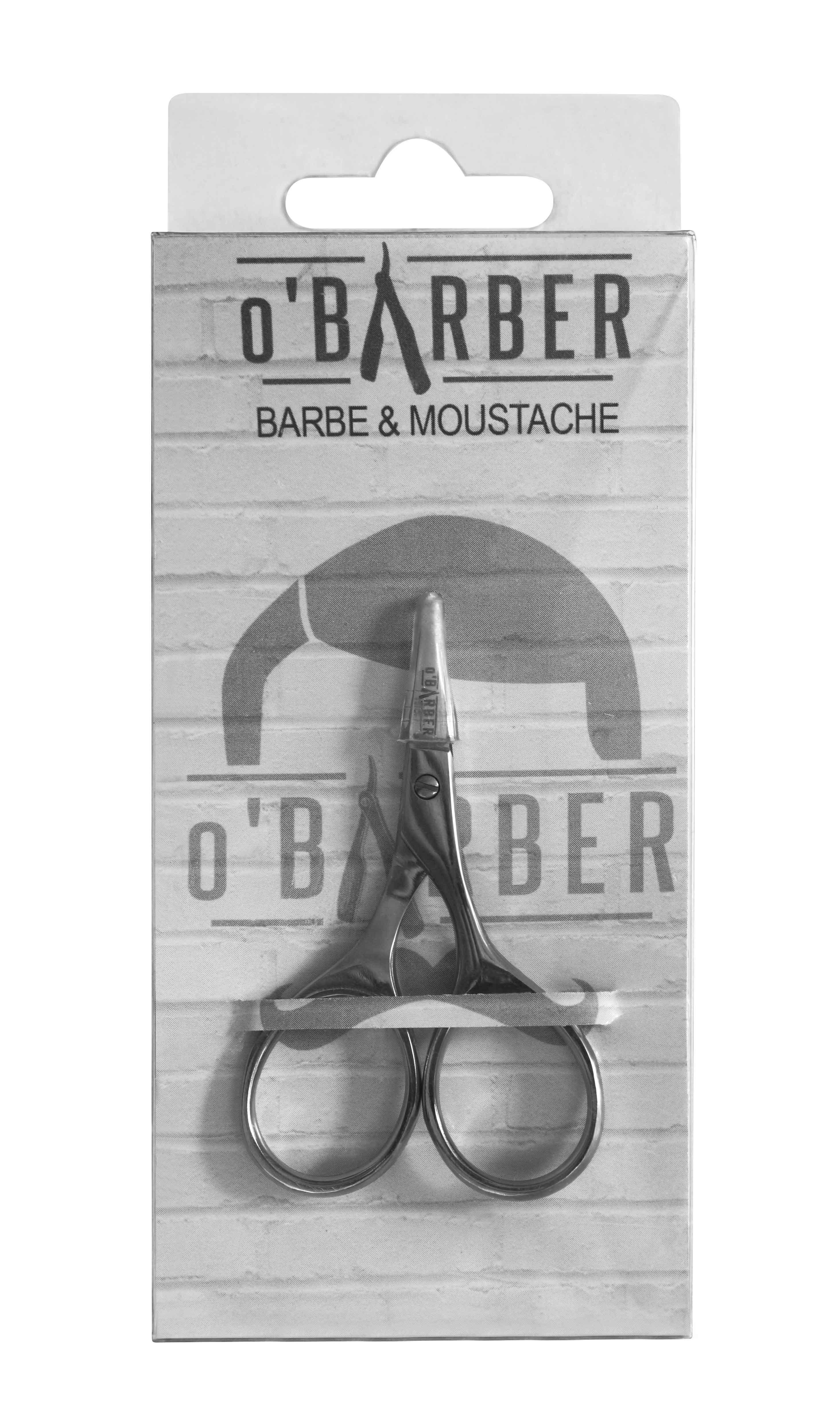 Ножица за брада и мустаци 7.5 см