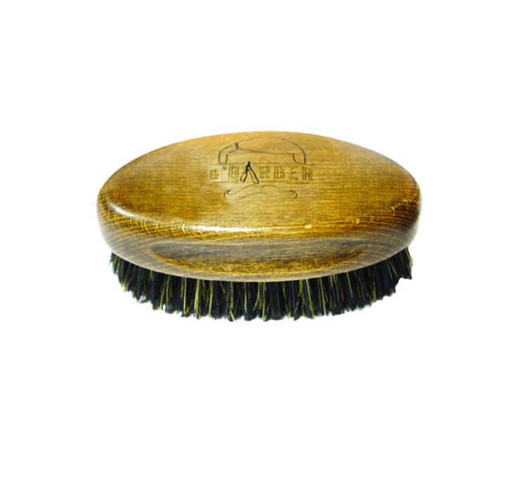 O'BARBER Голяма четка за брада и мустаци
