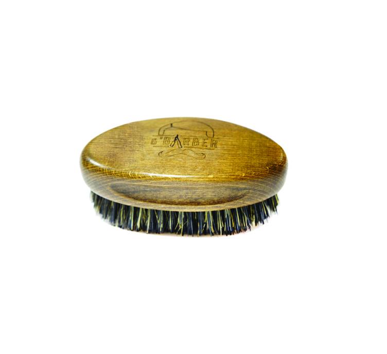 O'BARBER Малка четка за брада и мустаци