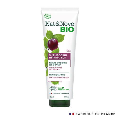 Nat&Nove BIO шампоан за къдрава коса 250 мл