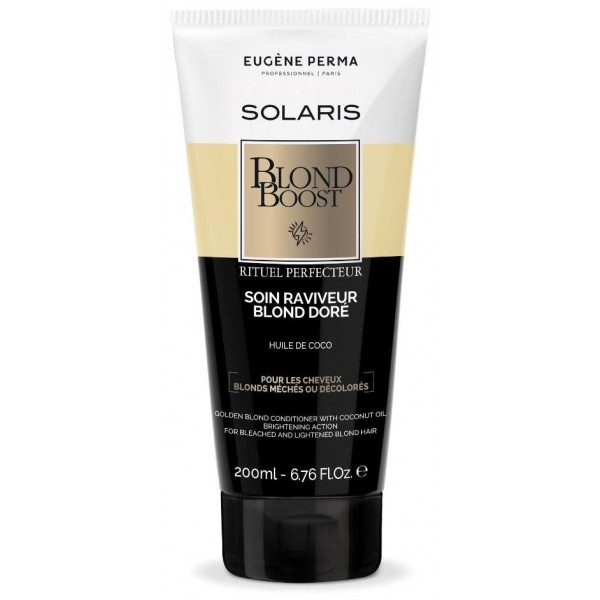 Solaris - Балсам за златисто руса коса 200 мл