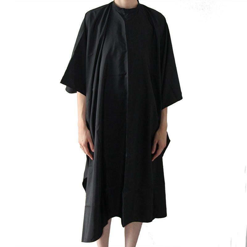 Coiffeo Пелерина за подстригване-черна