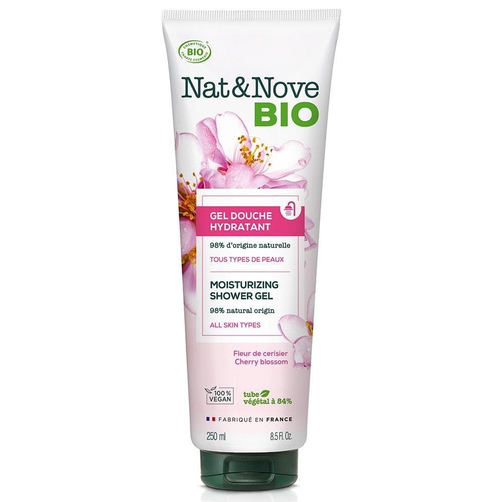 Nat&Nove BIO Хидратиращ душ гел 250 мл