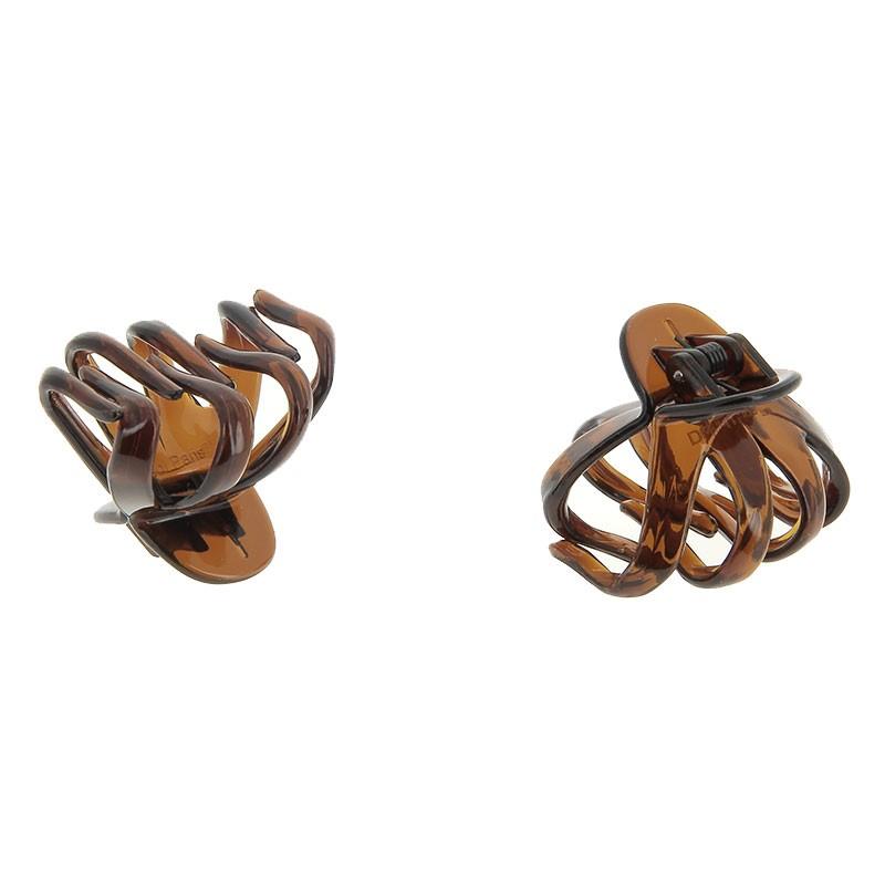 Мини шнола октопод-кафява
