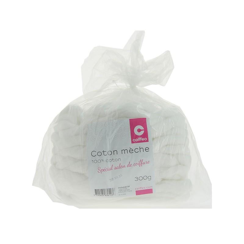 Фризьорски памук 100% на фитили 300 гр
