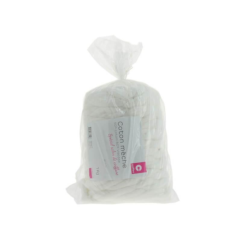 Фризьорски памук 50% и 50% вискоза 1 кг
