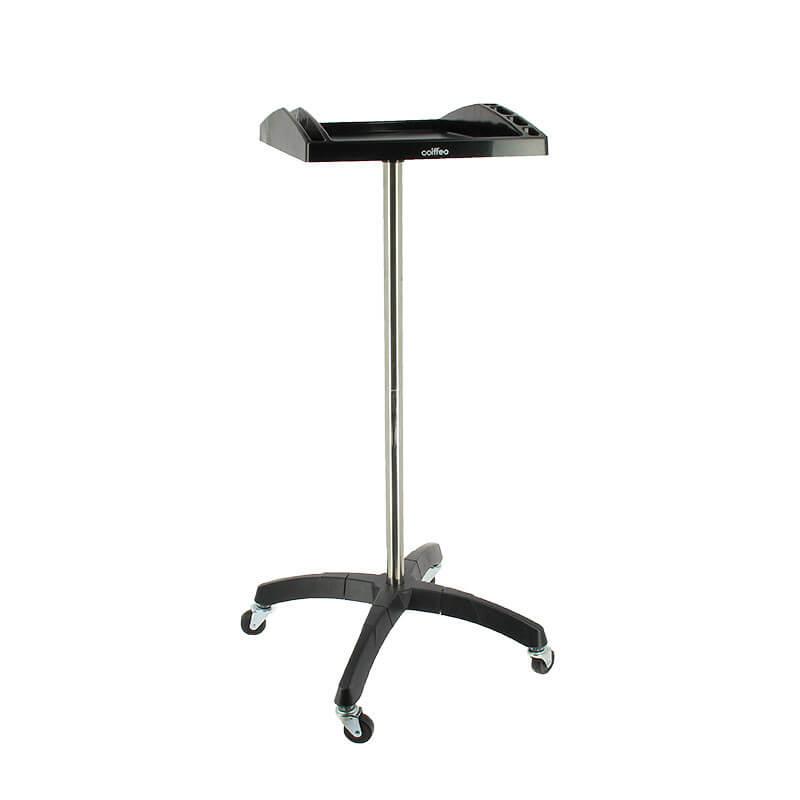 Фризьорска помощна количка за боядисване-черна